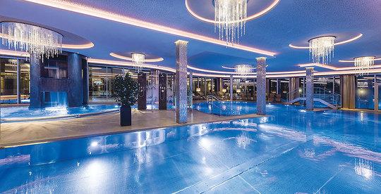 5-Sterne Wellnesshotel in Bayern